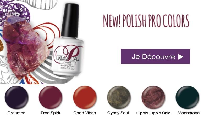"""News Collection Polish Pro """"BOHO"""""""