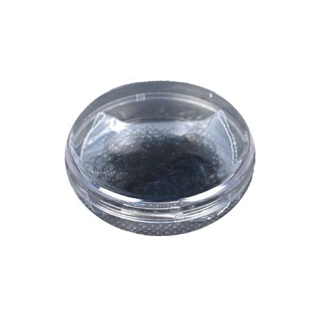 0.20 x 7mm J-Curl Black (3000)