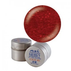 Gel Glitter Red Sparkle 7 grs