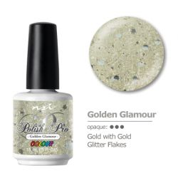 Gel Polish-Pro Golden Glamour